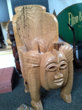 Duho Chair