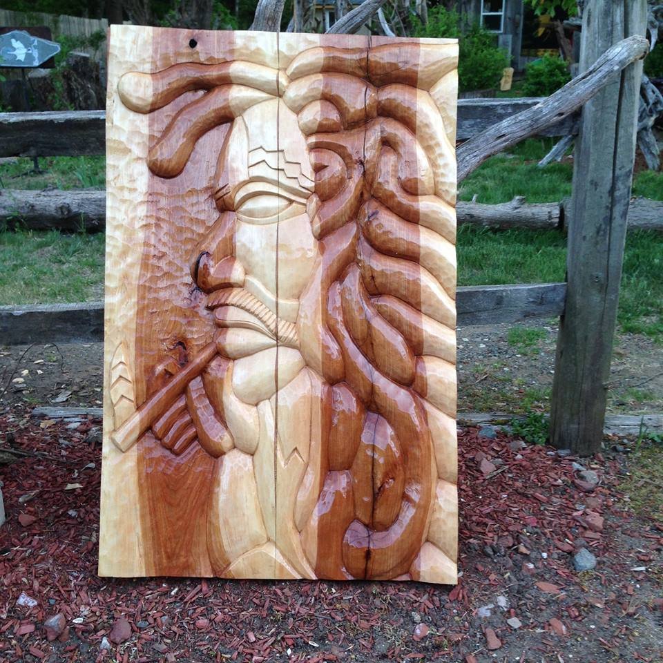 Relief carvings species of earth gallery by elton