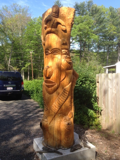 Non Traditional Totem