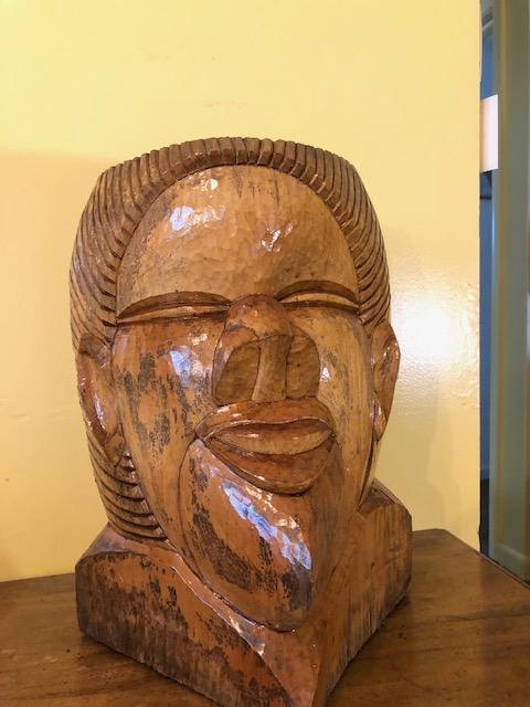 Firewood Face